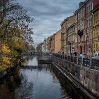 набережная Адмиралтейского канала 1-й мост Круштейна (Санкт-Петербург) :: Игорь Свет