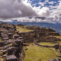 Куэлап -  цивилизация Чачапойя в Перу :: Svetlana Galvez