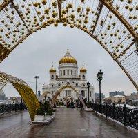 Патриарший мост :: Владимир Брагилевский