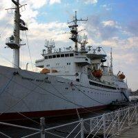 Калининград, Музей Мирового океана. :: Liudmila LLF