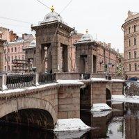 Мост Ломоносова (2) :: Олег Денисов