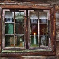 В старинном домике можно погадать.. :: Aida10