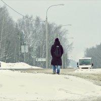 Человек в пальто :: Людмилаfdnjgjhpnhptn