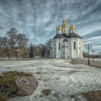Екатерининская церковь :: Александр Бойко