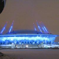Стадион зимой :: Митя Дмитрий Митя