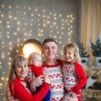 Молодая семья Лобачевых Новокузнецк :: Юрий Лобачев