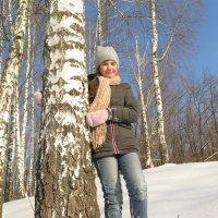 Хороший зимний день :: Геннадий Храмцов