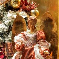 В преддверии Рождества. Эльзас. Страсбург. :: Надежда Лаптева