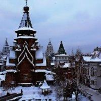 Как-то на Рождество.. :: Vladimir Semenchukov