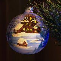 Новогоднее украшение :: Aнна Зарубина