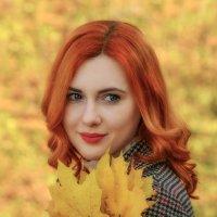 Осенний портрет. :: Юрий Гординский