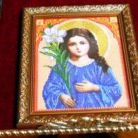 трилетствующая икона Божией Матери :: Дмитрий Солоненко