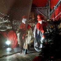 Призраки Рождества :: Елена Жукова