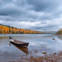 Осень на Вишере :: Владимир Чуприков