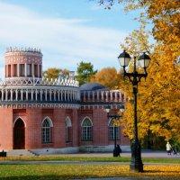 Осень в  Царицыно. :: Наталья Соколова