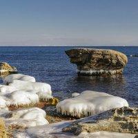 Морской пейзаж :: Эдуард Куклин