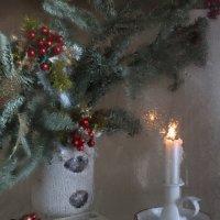 Рождественские вечера :: lady-viola2014 -