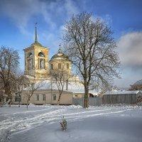 Троицкая церковь :: Александр Бойко