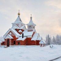 Суоярви. Храм Рождества Христова :: Сергей Никитин