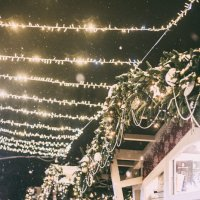xmas lights :: Валерия Потапенкова