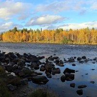 Осень на Пиренге :: Ольга