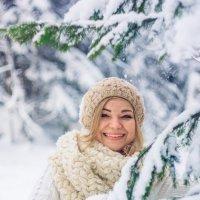 зимняя прогулочка :: Валентин Рыльцев