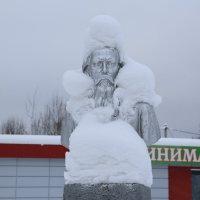 Салтыков-Щедрин :: Ninell Nikitina