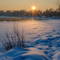 Скоро солнце садится :: Сергей Тарабара