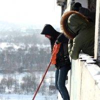 На грани! :: Дмитрий Арсеньев