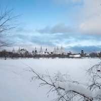 Зимняя сказка :: Олег Пученков