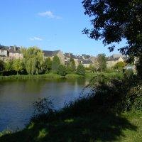 Река во Франции :: Sabina