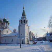 Успенская церковь. :: Наталья Сазонова