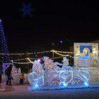 Вечерние новогодние огни :: galina tihonova