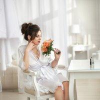 утро невесты :: Виктория