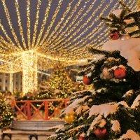 Новогодняя Москва :: Павел