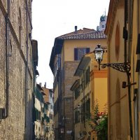 Флорентийская улочка :: Natali Positive