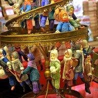 Куколки из ваты, память детства. :: Татьяна Помогалова