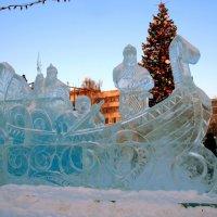 Новогодние сказки... :: Нэля Лысенко