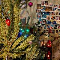 Старые открытки. Старый Новый Год... :: Кай-8 (Ярослав) Забелин