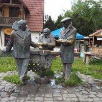Знаменитая троица :: Митяй Митрич