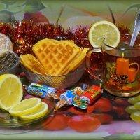 Про новогодние чаепития.. :: Андрей Заломленков