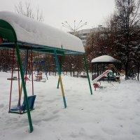 Зима... :: Serg