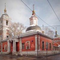 церковь Святителяи Николая в Подкопаях :: anderson2706