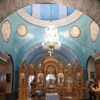 Убранство в Михайловской церкви, верх :: Александр Скамо