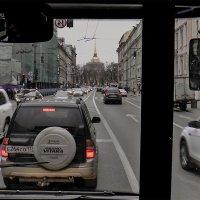 Санкт-Петербург. Невский, поворот на М.Морскую. :: Игорь Олегович Кравченко