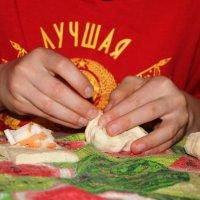 Пироги - дело святое... :: Tatiana Markova
