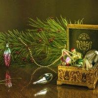Новогоднее настроение :: Инна Грицик