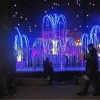 Фонтан в Салтыковском саду :: Вера