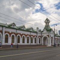 Здание вокзала Пермь-I :: Сергей Цветков