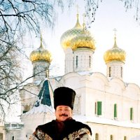 добро пожаловать в Кострому! (архивное фото, 2001 год) :: Дмитрий Солоненко